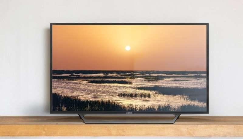 Internet Tivi Sony 40 Inch KDL-40W660E - Thiết kế trang nhã