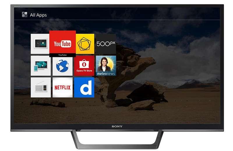 Thỏa sức kết nối internet với Tivi Sony