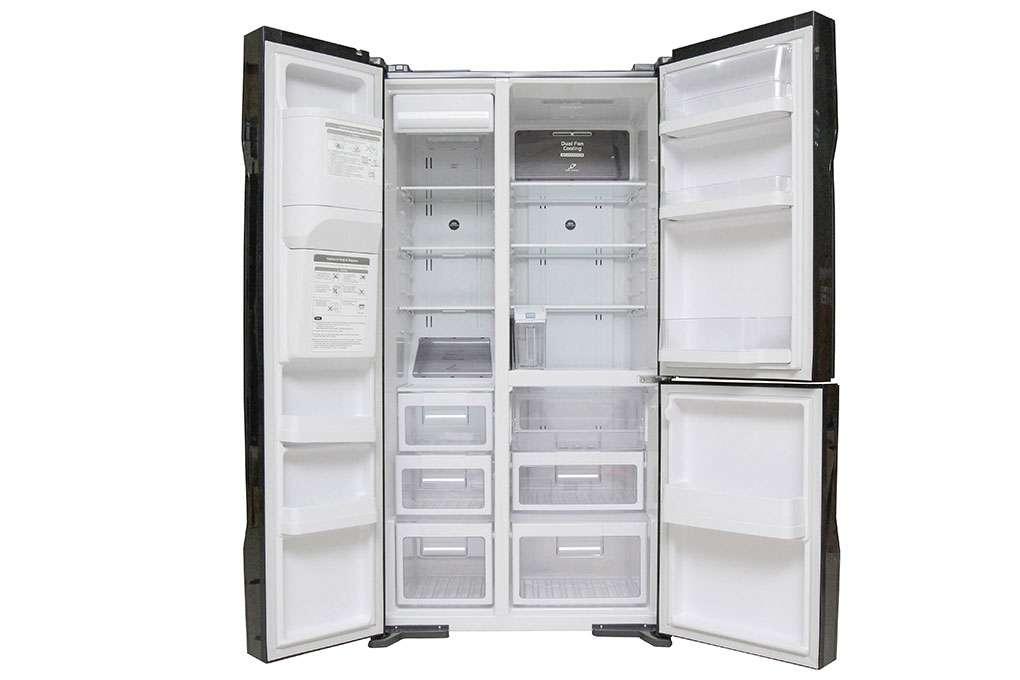 Khay kệ trên tủ lạnh R-M700GPGV2Xcó khả năng chịu lực