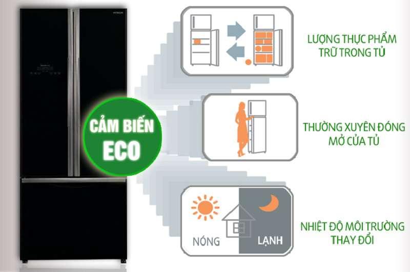 Công nghệ eco trên R-WB545PGV2 (GBK)