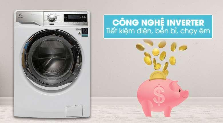 Máy giặt lồng ngang Electrolux EWF14023 tiết kiệm điện năng
