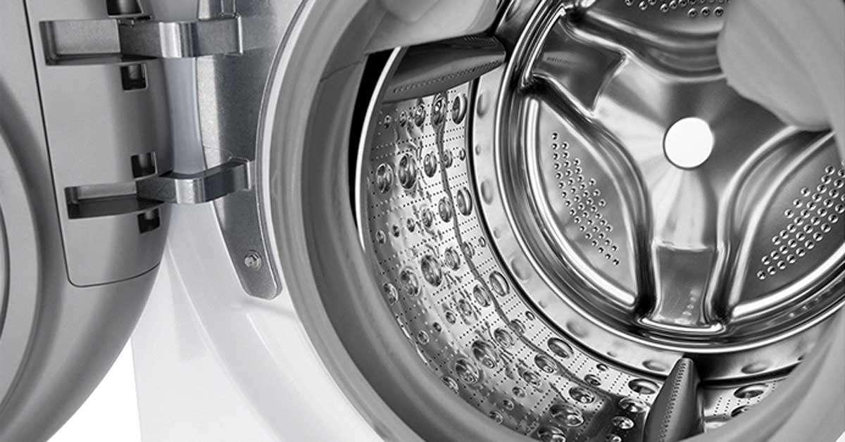 Máy Giặt LG TWINWash FG1405H3W với Công nghệ EcoHybrid