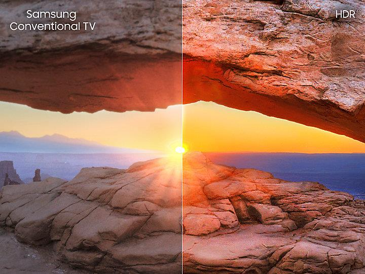 Smart Tivi Cong 4K Samsung 65 inch 65NU7500 HDR