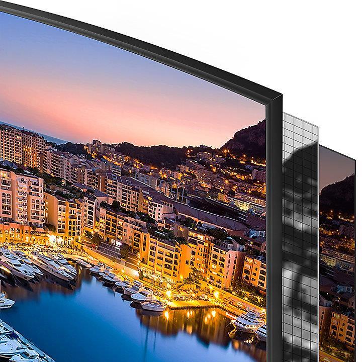 Smart Tivi Cong 4K Samsung 65 inch 65NU7500 UHD Dimming