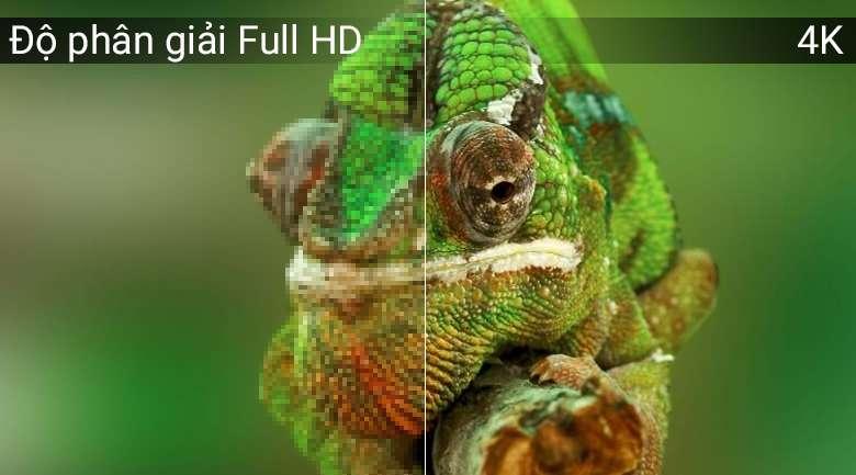 Smart Tivi OLED LG 4K 65 inch 65C8PTA công nghệ 4K