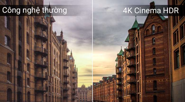 Smart Tivi OLED LG 4K 65 inch 65C8PTA công nghệ 4K Cinema HDR